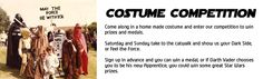 National Space Centre - Return of the Garrison - Star Wars - Costume Competition
