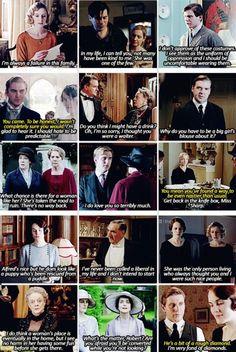 Downton quotes