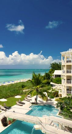 #Jetsetter Daily Moment of Zen: Windsong Resort in Providenciales Island, Turks and Caicos