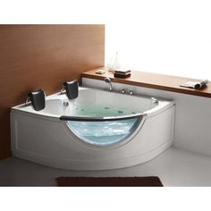 2 person whirlpool bathtub - there are many models, this one is about $2100