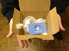 we sell gift cards! perfect for the special occasion -- available on both trucks :)
