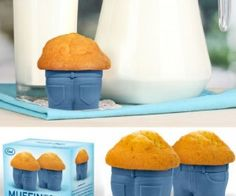 Muffin Top Baking Cups ($12.35) : Sometimes a muffin top isn't necessarily a bad thing.