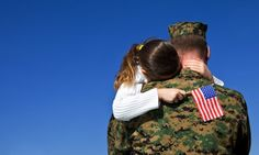 Maybe not a quote, but definitely inspirational. 10 Amazing Military Father-Daughter Surprise Reunions. omg, pass the kleenex.