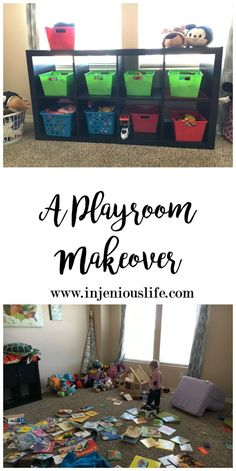 A Playroom Redo