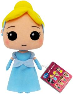 It's Disney's classic Princess rendered in adorable Pop! Plush format. Own this cuddly version of Cinderella today! (650 points)