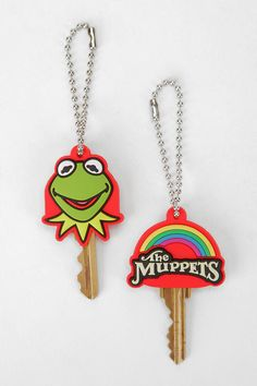 Muppets Key Cap - Set of 2    $8