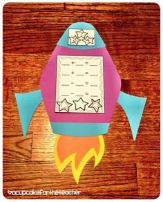 Blast Off with Fact Families!