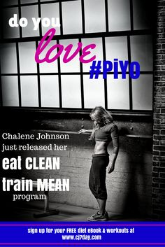 Do you want FREE workouts and diet eBook from Chalene Johnson!? Go to www.cj7day.com and sign up!  This is no joke…an amazing FREE program from Chalene! #chalenejohnson #cj7day