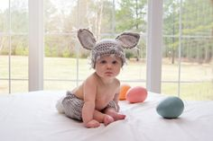 Easter baby pictures