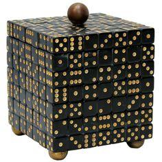 Artisan-made Dice Box - 1960