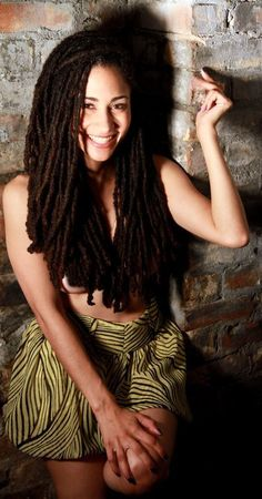 whenever i see long locs like these, all i think is COMMITMENT!