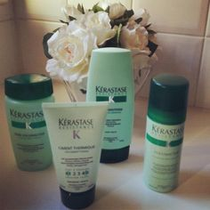 Kerastase - finally a product for my fine thin hair!!