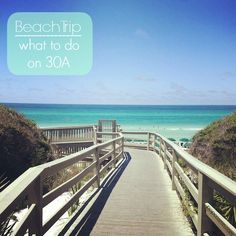 Things to do in Rosemary Beach, Seaside, and Grayton Beach