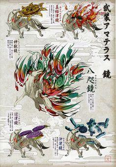 Capcom Okami art book ✤ || CHARACTER DESIGN REFERENCES | キャラクターデザイン | çizgi film • Find more at https://www.facebook.com/CharacterDesignReferences if you're looking for: #grinisti #komiks #banda #desenhada #komik #nakakatawa #dessin #anime #komisch #drawing #manga #bande #dessinee #BD #historieta #sketch #strip #artist #fumetto #settei #fumetti #manhwa #koominen #cartoni #animati #comic #komikus #komikss #cartoon || ✤
