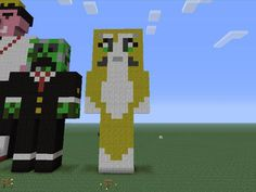 Stampylongnose (a minecrafter and a youtuber!!) I, CHEESESATTERLEY, made this for STAMPYLONGNOSE!!!