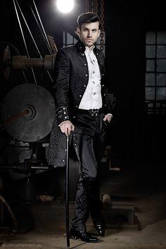 Mens steampunk fashion