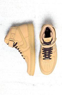 Nike Air Force 1 Downtown Hi: Gum