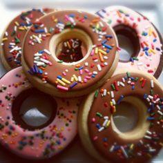 donut cookies.