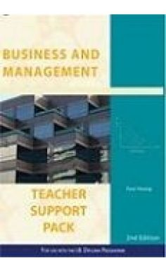 This resource is a 347 page full colour supplement to the new edition of Paul Hoang's popular Business and Management text. The resource is supplied as a pdf that is a copyable master for use within the purchasing institution.  ISBN: 9781921917011TS