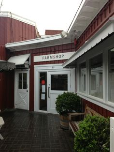 Farmshop is a restaurant in Santa Monica, but they offer chocolates from other local makers like Ococoa. The bakery and market are open M-F 7am to 7pm, weekends 7am to 8pm.