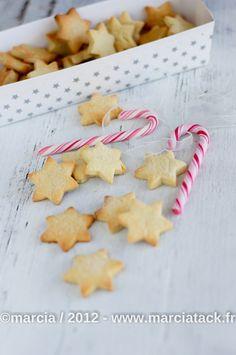 Biscuits de Noël à la vache qui rit - Recette - Marcia Tack