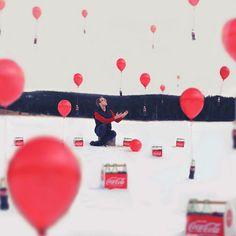 Coca Cola. Joel Robison