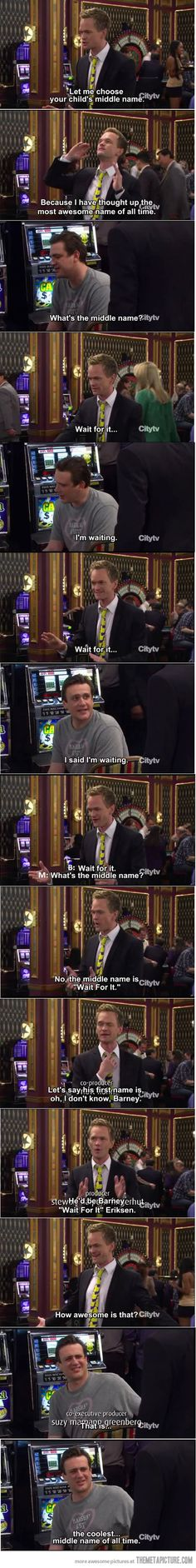 lol How I Met Your Mother