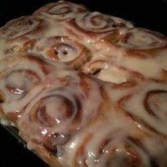 Thought I would share,  recipe for Cinnabon