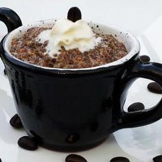 Cappuccino Chia Pudding