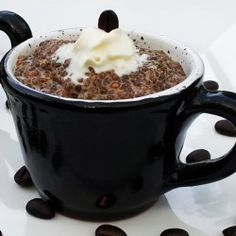 coffe, pudding desserts, chia seed, chchchchia, puddings