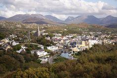 Clifden, Connemara, Ireland