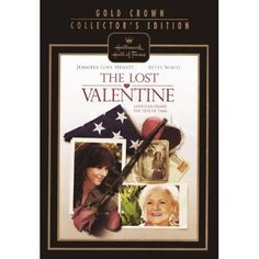 TERRIFIC STORY - The Lost Valentine (Hallmark Hall of Fame): Jennifer Love Hewitt, Betty White, Sean Faris, Billy Magnussen, Meghann Fahy, Nadia Dajani, Will Chase drama love story sad, 2011 release new productions 2010 making of behind the scenes features, Darnell Martin, Andrew Gottlieb: Movies & TV