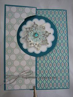 Stampin Up Circle Thinlits Card Die