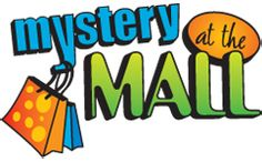 Mystery at the Mall Downloadable Game & Party Kit | Dramatic Fanatic