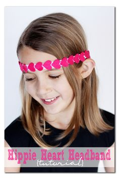Heart Hippie Headbands