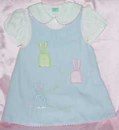 Perfect for Easter! Peaches n' Cream Reversible Blue  Pink Jumper $29.95