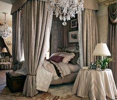 decor, canopi, interior, ralph lauren, dreams, canopy beds, ralphlauren, master bedrooms, dream bedrooms