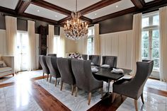 Deluxe dining room i