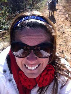 @Gucchie23: @SPARKLYSOULINC horse riding day #sparklysoulinc #numberonefitnessheadband #fullelastic