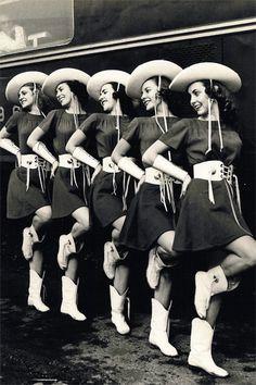 Rangerettes
