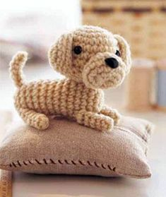 Crochet Dog  patterN.  FREE PATTERN 5/14.
