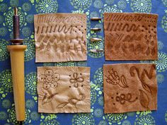 Leather Pyrography