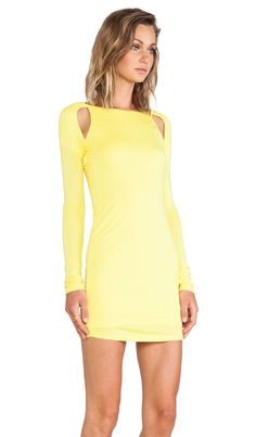Ladakh Chill Out Dress in Citrus | REVOLVE