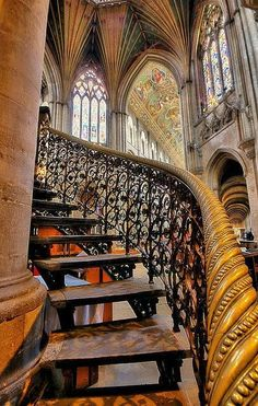 Ely Cathedral - England