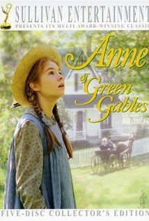 Anne of Green Gables. One of my all-time favs that I can watch over and over again.