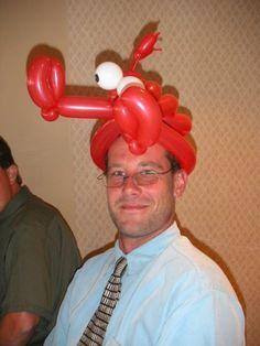 balloon lobster   #joescrabshack