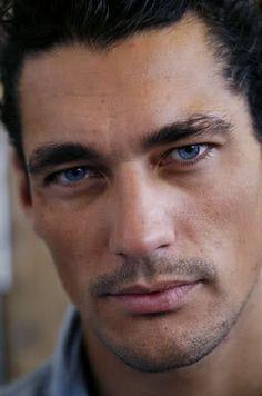 David Gandy  ... OMG these blue eyes <3<3<3<3