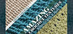 Knot Your Nana's Crochet: Amazing Crochet Textures Online Class Review + A F...Crochet Beaded Princess Band