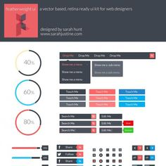 flat-ui-kits-and-forms-featherweight