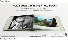 Kolo photo books #thephotoorganizers